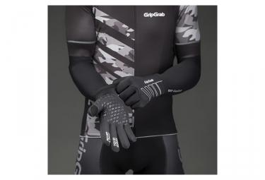 Gants Longs GRIPGRAB Neoprene Noir