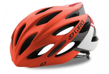Casque giro savant rouge l 59 61 cm