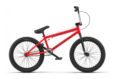 Bmx freestyle wethepeople nova 20 rouge 2018