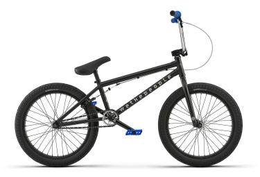 Bmx freestyle wethepeople nova 20 noir 2018