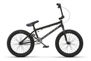 BMX Freestyle WeThePeople Curse 18'' Noir Mat 2018
