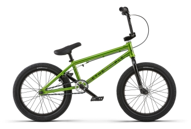 Bmx freestyle wethepeople curse 18 mettalic green 2018
