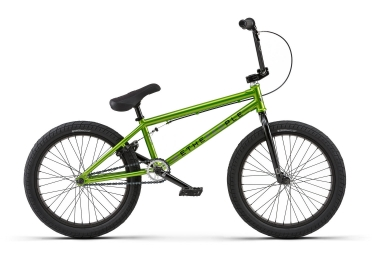 bmx freestyle wethepeople curse 20 25 mettalic green 2018