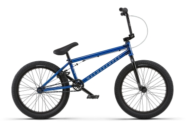 Bmx freestyle wethepeople arcade trans blue 2018 20 5 pouces 155 175 cm