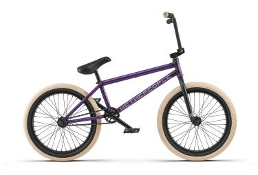 BMX Freestyle WeThePeople Reason 20.75´´ Matt Trans Purple 2018