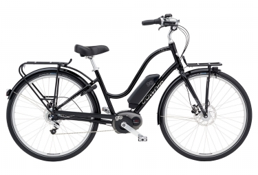 Electra Townie Commute Go! 8i City E-Bike Shimano Nexus 8s Black