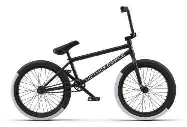bmx freestyle wethepeople reason freecoaster 20 75 matt black 2018