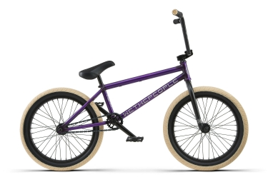 bmx freestyle wethepeople reason freecoaster 20 75 matt trans purple 2018