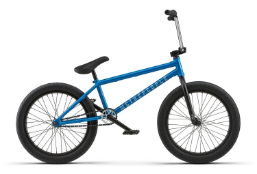 bmx freestyle wethepeople justice 20 75 matt metallic blue 2018