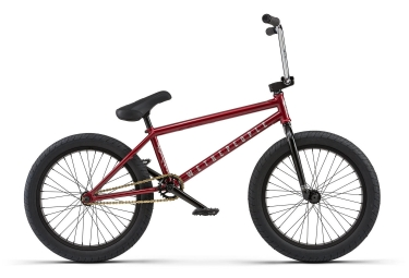 Bmx freestyle wethepeople crysis metallic red 2018 20 5