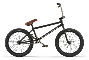 bmx freestyle wethepeople trust 21 matt black 2018