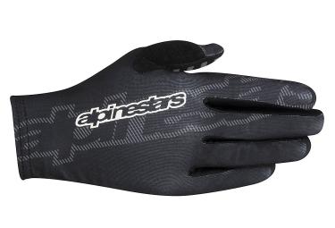 Paire de gants enfant alpinestars f lite noir gris kid l
