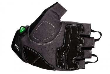 Paire de Gants Alpinestars Pro-Light Vert Noir