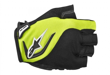 paire de gants alpinestars pro light vert m