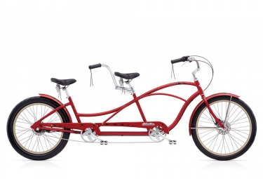 Tandem electra classic hell betty 7i rouge