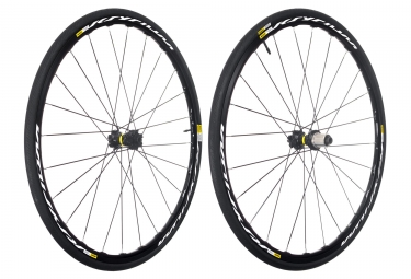 Mavic 2018 paire de roues ksyrium disc m 25 shimano sram center lock 12 x 100 12 x 1