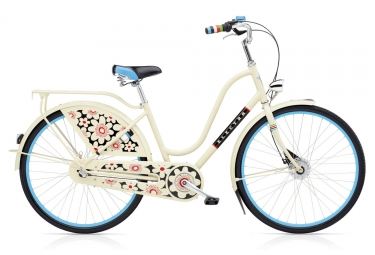 velo de ville electra amsterdam fashion 3i bloom cream