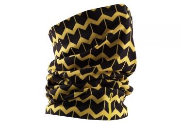 Tour de cou mavic cosmic jaune noir