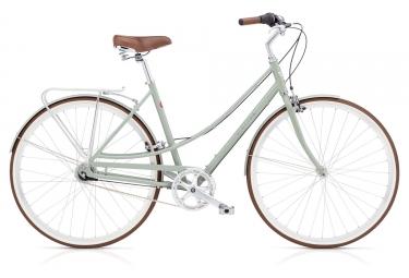 Vélo de Ville Electra LOFT 7i Shimano Nexus 7V Vert / Marron
