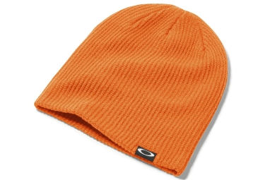 bonnet oakley backbone orange fluo