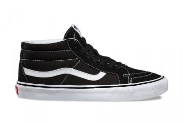 Scarpe di ricambio Vans Sk8-Mid nere