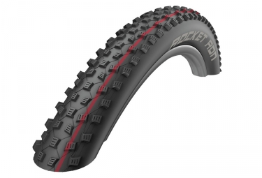 Pneu schwalbe rocket ron 27 5 tubeless ready souple snakeskin addix speed 2 25