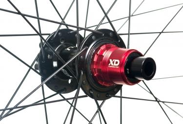 Roues VTT NOTUBES ZTR Arch MK3 NEO 27.5´´ | 15x100mm | 12x142mm | SRAM XD Noir