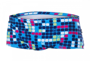 maillot de bain z3rod trunks bleu multi couleurs m