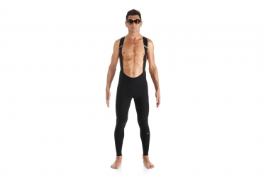 Cuissard long assos habu tight mille noir xl