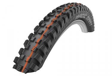 pneu schwalbe magic mary 27 5 snakeskin super gravity tubeless ready addix soft 2 35