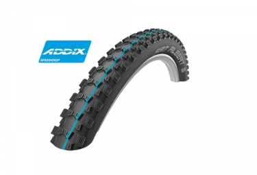 Pneu schwalbe fat albert rear 27 5 snakeskin tubeless ready evolution addix speedgri