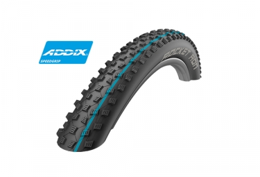 pneu schwalbe rocket ron 27 5 snakeskin tubeless ready evolution addix speedgrip 2 25