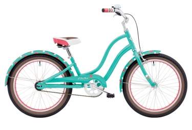 velo enfant electra sweet ride 3i 20 teal