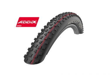 Pneu schwalbe rocket ron 27 5 snakeskin evolution tubeless ready addix speed 2 10