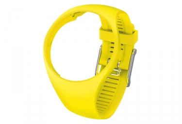 Bracelet polar m200 jaune s m