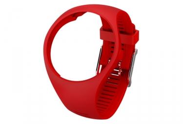 Bracelet polar m200 rouge m l