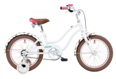 Velo enfant electra soft serve 1 16 blanc