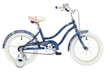 Velo enfant electra under the sea 1 16 bleu