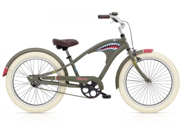 velo enfant electra tiger shark 1 20 midway grey
