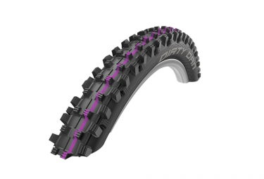 pneu schwalbe dirty dan 27 5 evolution tringles rigides snakeskin downhill addix ultra soft 2 35