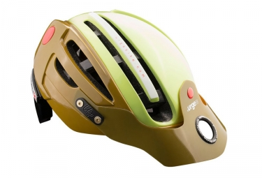 Casque URGE 2018 Endur-O-Matic 2 Marron Vert
