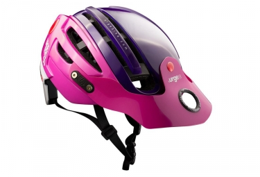 URGE 2018 Endur-O-Matic 2 Helmet - Purple Pink