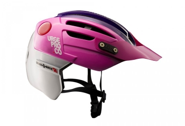 Casque URGE 2019 Endur-O-Matic 2 Rose Violet