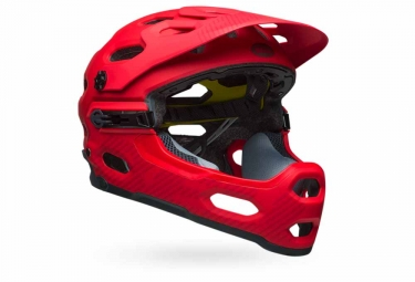 Casque bell super 3r mips rouge l 58 62 cm