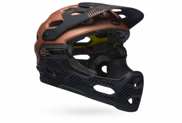 Casque bell super 3r mips noir copper s 52 56 cm