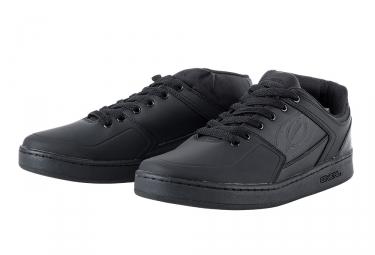 Chaussures VTT Oneal Pinned Pro Noir