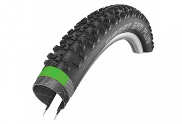 Pneu schwalbe smart sam plus 26 tubetype rigide snakeskin double defense greenguard