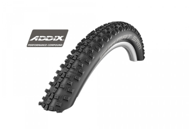 Pneu vtt schwalbe smart sam 27 5 rigide liteskin addix performance 2 25