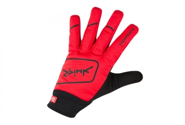 Paire de gants spiuk xp light rouge noir m