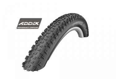 Pneu vtt schwalbe racing ralph 26 souple twinskin tubeless ready e 25 addix performa